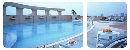 Baiyoke Sky Hotel Rajthevee Bangkok Thailand