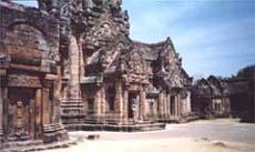 Prasat Phnom Rung temple